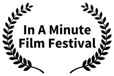 Logo of In A Minute Film Festival