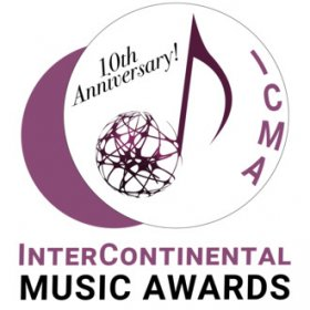 Logo of InterContinental Music Awards