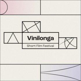 Logo of Vinilonga - Int. Short Film & Music Video Festival
