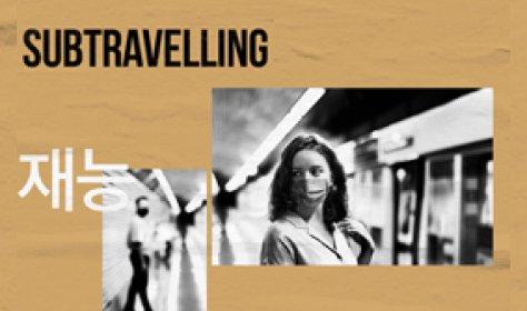 Logo of Subtravelling | International New Talent's Short Film Fest | Bcn-Seoul