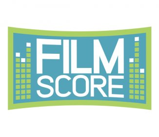 Logo of Film Score and the Scruffy City Film & Music Festival