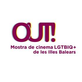 Logo of Out! Mostra de Cinema LGBTIQ+ de les Illes Balears