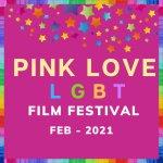 Logo of PINK LOVE LGBT FILM FESTIVAL
