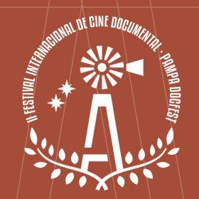 Logo of International Documentary Film Festival · Pampa DocFest · Colonia Santa Teresa