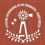 Logo of Festival Internacional De Cine Documental · Pampa Docfest