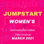 Logo of Jumpstart International Womens Film Festival