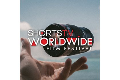 Logo of ShortsTV Worldwide Film Festival