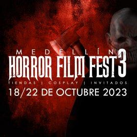 Logo of Medellín Horror Fest