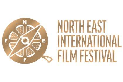 Logo of North East International Film Festival