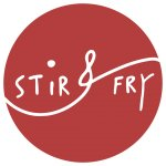 Logo of Stir and Fry International Short Film Competition
