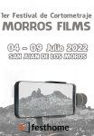 Logo of 1er Festival Morros Films Hecho con Smartphones