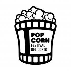 Logo of Pop Corn Festival
