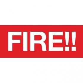 Logo of Barcelona FIRE!! LGBT Film Festival