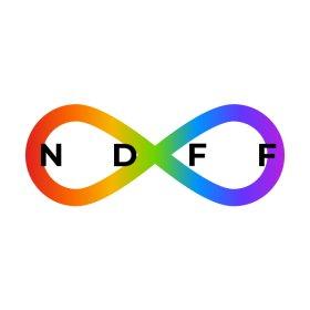 Logo of Neurodivergent Film Festival