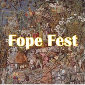 Logo of FoPe Fest International Festival Of Folk & People Arts