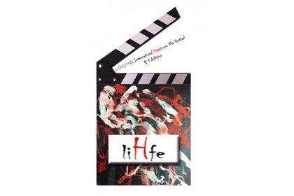 Logo of LOGIHQ International Happiness Film Festival & Exhibition  (liHfe) 2021