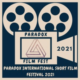 Logo of Paradox International Short Film Festival