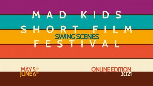 Logo of Mad Kids Short Film Festival - Swing Scene