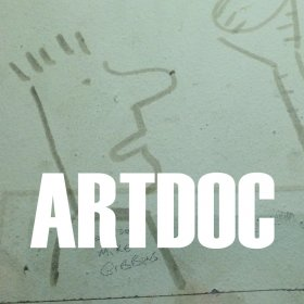 Logo of ArtDoc Film Festival