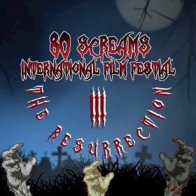 Logo of 80 Screams International Film Festival