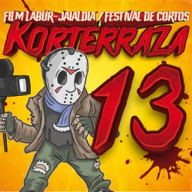 Logo of KORTERRAZA short film festival