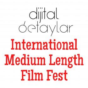 Logo of Dijital Detaylar International Medium Length Film Fest