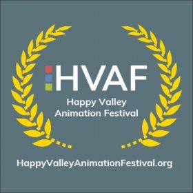 Logo of Happy Valley Animation Festival