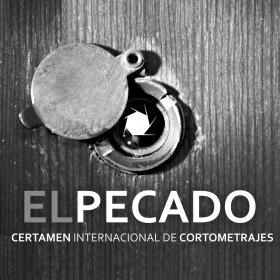 Logo of El Pecado International Short Film Competition