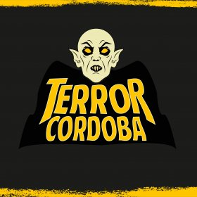 Logo of Terror Córdoba International Festival of Horror and Fantasy Films