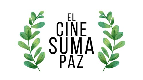Logo of International film festival - El Cine Suma Paz