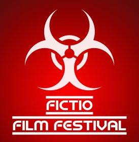 Logo of Fictio SciFi Film Festival
