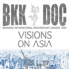 Logo of Bangkok International Documentary Awards and Festival