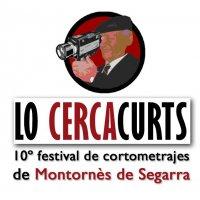 Logo of Lo Cercacurts, Festival de curtmetratges de Montornès de Segarra
