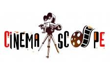 Logo of Indian International Short Film Festival 'Cinemascope Awards 2021'