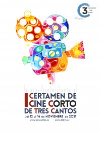 Logo of Tres Cantos Short Film Festival