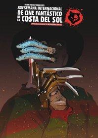 Logo of International Fantastic Film Week of Costa del Sol