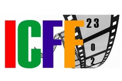 Logo of 8th Indian Cine Film Festival-20, Mumbai