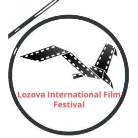 Logo of Lozova International Film Festival