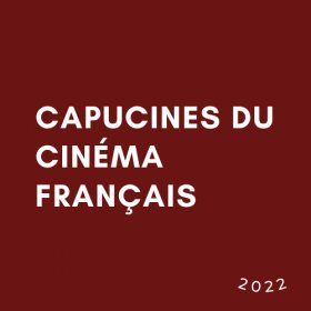 Logo of Les Capucines du Cinéma Français (CCF)
