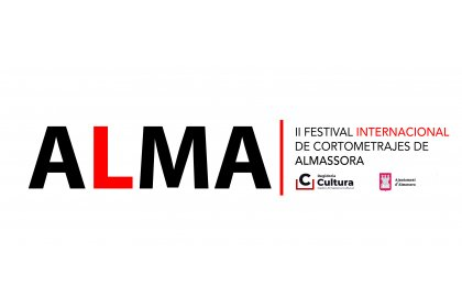 Logo of ALMA, Almassora International Short Film Festival