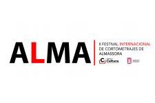 Logo of ALMA, Festival Internacional de cortometrajes de Almassora.