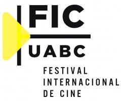 Logo of Festival Internacional de Cine de la Universidad Autónoma de Baja California