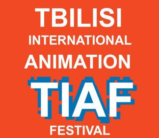 Logo of Tiaf - Tbilisi International Animation Festival