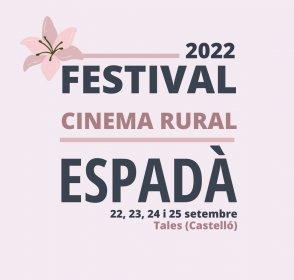 Logo of I Rural film festival ESPADÀ