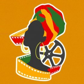 Logo of Competitive Exhibition of Black Cinema Adélia Sampaio