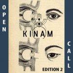 Logo of Kinam, International Film Festival