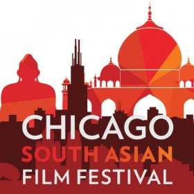 Logo of Chicago South Asian Film Festival