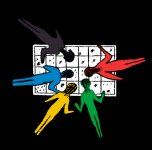 Logo of The International Space Film Festival Tsiolkovsky