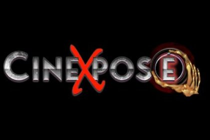 Logo of CineXposé Film Festival