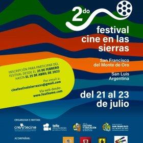 Logo of Film Festival in the Sierras